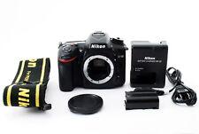 Nikon D7100 24.1MP Digital SLR Camera Body from Japan [Excellent++]