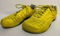 Reebok Men's Size 10 Crossfit Nano 4.0 CF74 Black Yellow Training Shoes FastShip