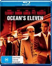 Ocean's Eleven (Blu-ray, 2008) region B