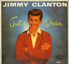 """JIMMY CLANTON """"JUST A DREAM"""" ROCK AND ROLL LP ACE CH 93"""