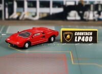 Lamborghihi Countach LP400 1:100 Racing Car Model Diorama Cake Topper K1034_B