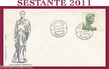 ITALIA FDC FILAGRANO SAN GIORGIO DONATELLO 1969  ANNULLO  ROVIGO G185
