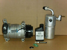 NEW AC COMPRESSOR KIT 1999-2002 CHEVROLET SLIVERADO 4.8, 5.3