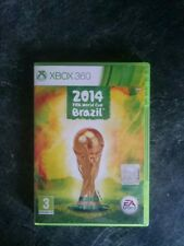 2014 FIFA WORLD CUP BRAZIL XBOX 360 GAME