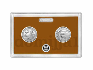 🎀 2021-S US Mint Park Quarter Proof Set. No Box, COA / Pre-Sale