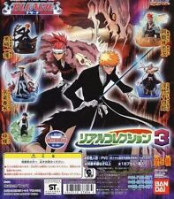 Bandai Bleach Real Collection 3 Figure Figurine Set of 5