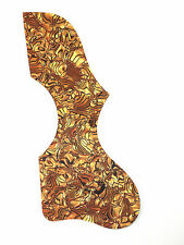 Acoustic Guitar Pickguard for Gibson EJ200 With Golden Pearl