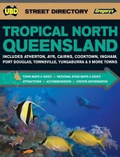 Tropical North Queensland Street Directory 13th by UBD Gregorys (Paperback, 2015