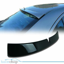 Painted Mercedes Benz C Class W203 Saloon L Roof Spoiler C32AMG C240 06 07