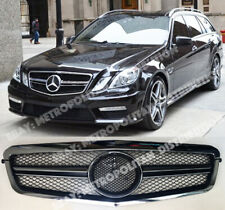 Mercedes 2009-13,w212 s212,saloon estate,AMG E63 grille +large star E350 E220