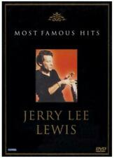 Jerry Lee Lewis - Most Famous Hits DVD - Medusa - Good - DVD