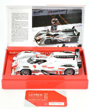 Slot It Audi R18 E-Tron Quattro - 2012 Le Mans Winner 1/32 Scale Slot Car CW14