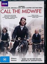 Call The Midwife DVD NEW Jessica Raine Miranda Hart Region 4