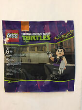 NEW LEGO TEENAGE MUTANT NINJA TURTLES 5002127 FLASHBACK SHREDDER