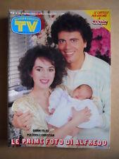 TV SORRISI E CANZONI n°20 1987 Christian - Speciale 1° scudetto NAPOLI  [G593]