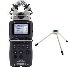 Zoom h5, móvil grabador + tps-3 Tripod trípode