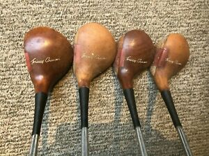 All original! Tommy Armour MacGregor 693T 1,2,3,4 neck #'s, shaft, grips