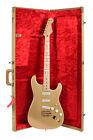 1989 Fender Custom Shop Homer Haynes HLE Stratocaster Gold Mint w/ Original Box for sale