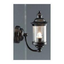 Creal 2223 Wandlampe Laterne LED mit Batterie 1:12 für Puppenhaus NEU!     #