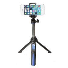 Benro BK10 Mini Selfie Stick Aluminum Tripod Black (bk10)