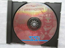Advanced Dungeons & Dragons Dark Sun: Wake of the Ravager (PC, 1994) Game