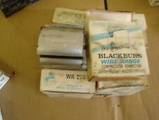 LOT OF 9 Blackburn WR-279 H-Tap Compression Connector  FREE SHIPPING