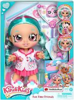Shopkins Kindi Kids Fun Time Doll - Dr Cindy Pops
