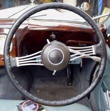 Classica VOLANTE IN PELLE COPERTURA/Guanto-TRIUMPH Roadster fama MAYFLOWER