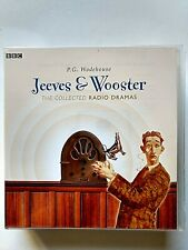 Jeeves & Wooster: The Collected Radio Dramas by P.G. Wodehouse,17 CDs New Sealed