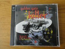 ** GOLDEN GATE KILLER ** pour PC grolier interative  2 CDs en francais B.E