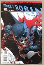 All Star Batman And Robin The Boy Wonder #5-2006 nm Jim Lee Standard cover