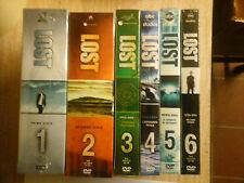 Lost - Stagioni 1 - 6 (39 DVD) - ITALIANI ORIGINALI SIGILLATI -