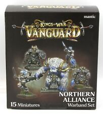Kings of War Vanguard MGVAL101 Northern Alliance (Warband Set) Faction Starter