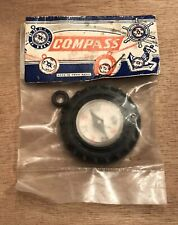 Vintage Toy Compass Made In Hong Kong