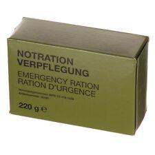 BW Überlebensration Notration Notnahrung Notfallverpflegung EPA 220g 7/23
