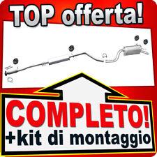 Scarico Completo LANCIA MUSA 1.4 Marmitta B85B