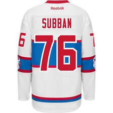 Montreal Canadiens NHL Winter Classic 2016 Subban # 76 Reebok Premier Jersey Men