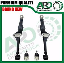 Front Lower Left Right Control Arms + Ball Joint for Honda Odyssey R6 R8 2000-04