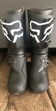 NIB Fox Comp Racing Boots Motocross Men's Size 11