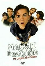 Malcolm In The Middle - Series 1 - DVD (Complete First Season) REGION 1 RARE!