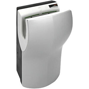Hand Dryer Automatic Energy Efficient Electric Hands Drying Machine Satin/Black