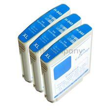 3x Tinte HP940XL c Patrone für Drucker Officejet Pro 8000 Enterprise 8500A Plus