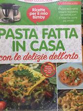 Bimby Collection.Ricette per il mio Bimby.Pasta fatta in casa.Master Libri