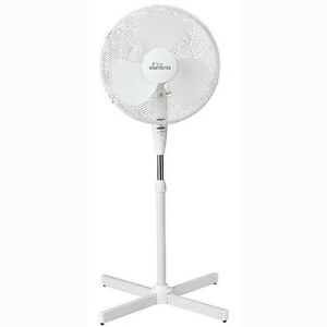 """Electric 16"""" Oscillating Extendable Free Floor Standing Pedestal Cooling Fan"""