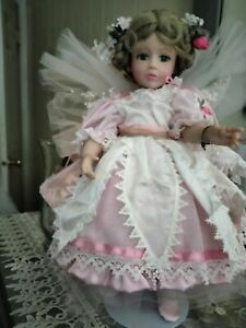"""Pittsburgh Originals Doll """"A Playmate Today A Treasure Tomorrow"""" BLUSH w/Stand &"""