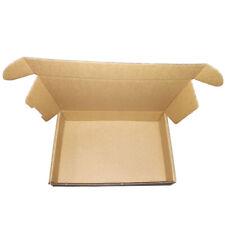 7pcs Folding Boxes Cardboard Mailing Cartons Small Packaging Shipping 8 X 5