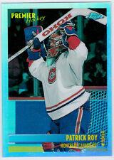 2002-03 Chrome ROY Reprints Refractor #9 Canadiens 94-95 Topps Premier PATRICK