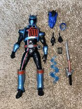 "S.P.D. Shadow Ranger 6"" figure 2018 Hasbro Power Rangers Lightning Collection"