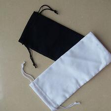 5pcs 20pcs 50pcs velvet sunglasses  bag gift bag eyewear pouch gift pouch whlole