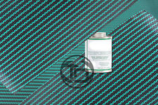 2' x 2' Pool Cover Repair Patch Kit Green Mesh Safety